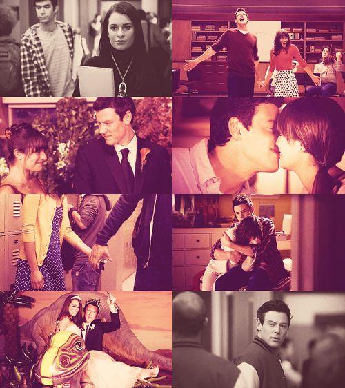 Favorite Glee Character Meme [1] OTP: Rachel + Finn ♥