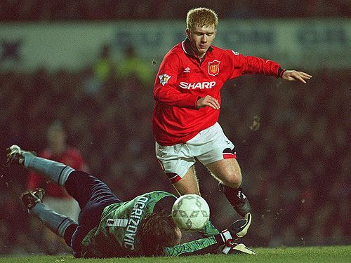 The Best Of Paul Scholes: Goals and Assists From 1993 to 2007 [VIDEO] | World Soccer Talk