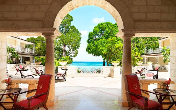 Best Caribbean Resorts and Hotels: Sandy Lane Hotel, Barbados