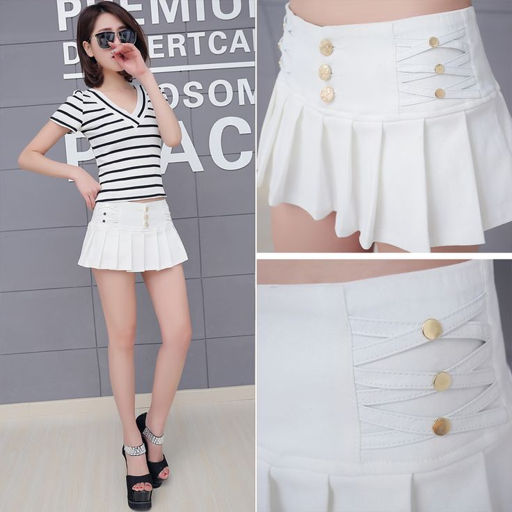 Like and Share if you want this  Elasticity Waist Pleated Skirt Shorts Women 2017 New Summer Style All-match Black White Stretch Hotpant Miniskirt Micro Short     Tag a friend who would love this!     FREE Shipping Worldwide     Get it here ---> https://hotshopdirect.com/elasticity-waist-pleated-skirt-shorts-women-2017-new-summer-style-all-match-black-white-stretch-hotpant-miniskirt-micro-short/      #thatsdarling #shopoholics #shoppingday #fashionaddict #currentlywearing #instastyle…