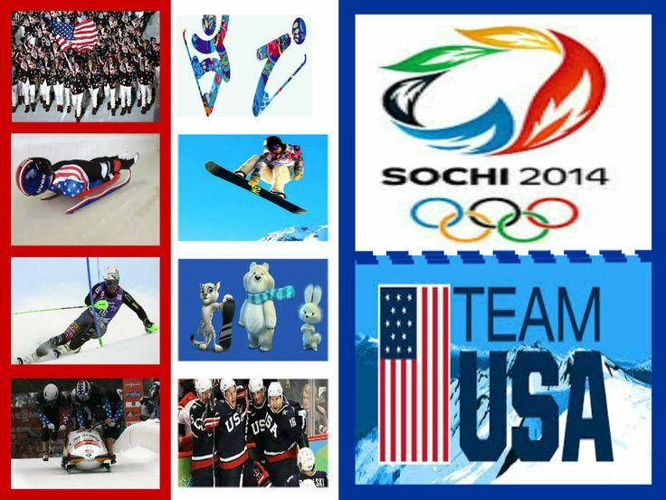 Winter Olympic's Sochi 2014 Team U.S.A