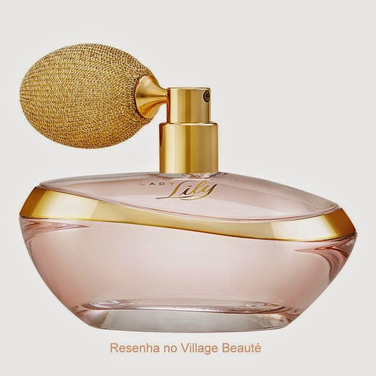 RESENHA PERFUME LADY LILY O BOTICÁRIO - DIA DAS MÃES 2014 http://villagebeaute.blogspot.com.br/2014/04/resenha-perfume-lady-lily-o-boticario.html Review