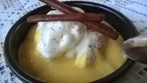 Leche Nevada (Postre típico chileno) | Cocina