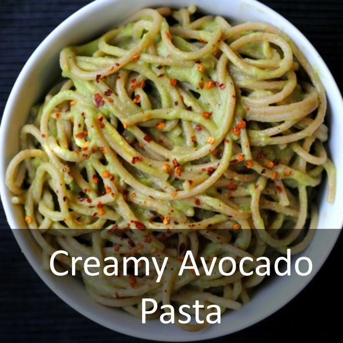 Sughi Per Pasta Con Avocado su Pinterest | Pasta alla crema di avocado ...