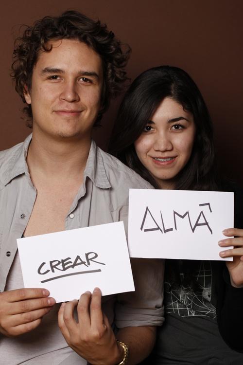 Create/ Soul,    Alma / Joge    Luévano / Ruiz,      Facultad de Arquitectura, Estudiantes, Monterrey, México.