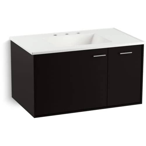 Kohler K-99543-R Jute 36 Vanity Cabinet Only - Wall Mounted Installation Type
