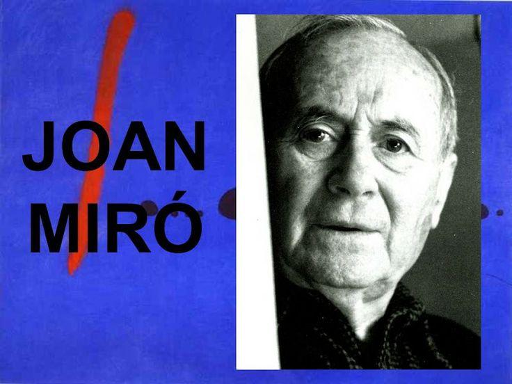PROJECTE JOAN MIRÓ - m.àngels t - Àlbums web de Picasa