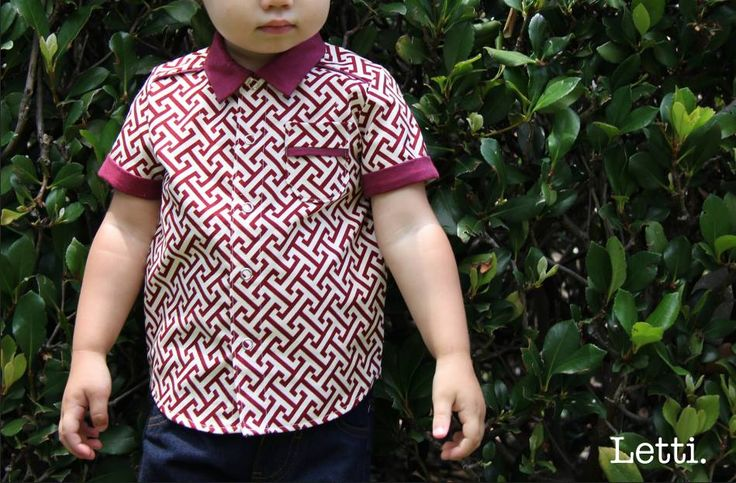 This is our Very New Geo Boys Button Up!  This is such a Fresh look for all of the special occasions coming up or just perfect for a fun day of play.  To give this Button Up your own Twist match it with your choice of Little Bro Tie!   Available Now at www.letti.com.au