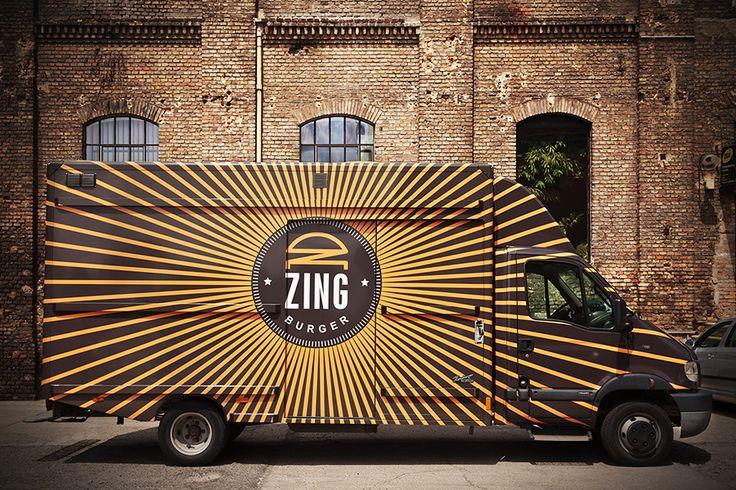 Zing Burger Truck