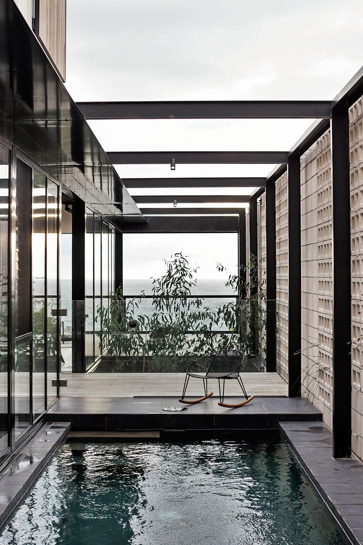 Mount Martha House in Port Philip Bay, VIC by Edition Office | Yellowtrace