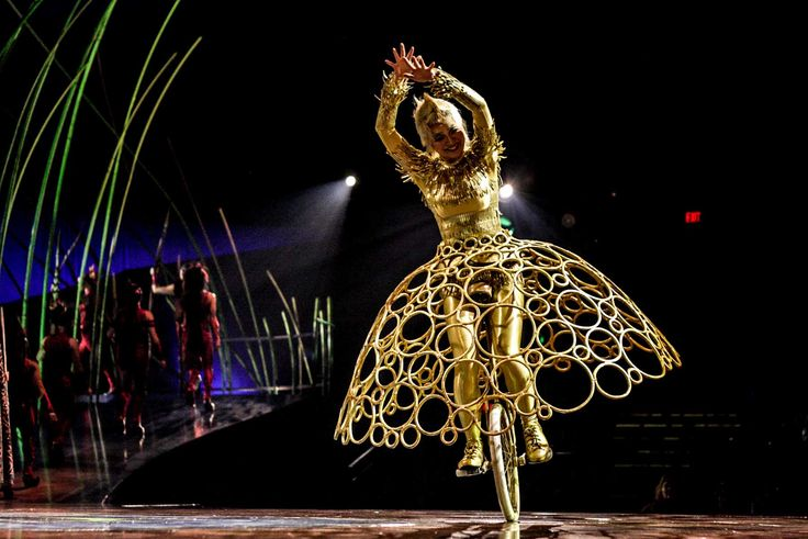 Cirque du Soleil Amaluna Vancouver—review and photos