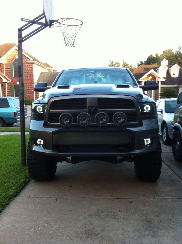 Light bar/ pre runner - DODGE RAM FORUM - Dodge Truck Forums