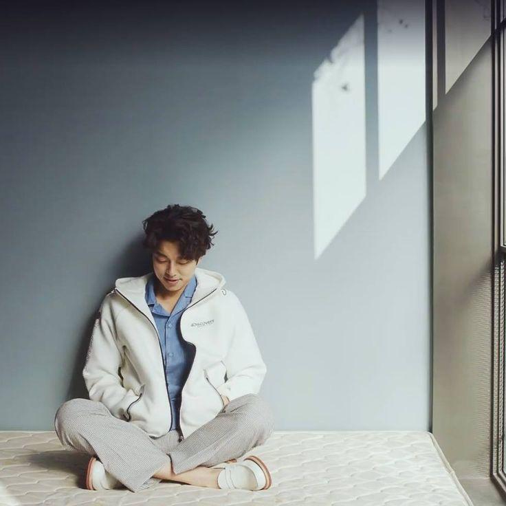 Gong Yoo - High Cut February 2017