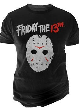 Friday The 13th T shirt swag