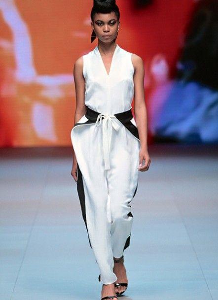 Mercedes Benz Fashion Week Cape Town 2014