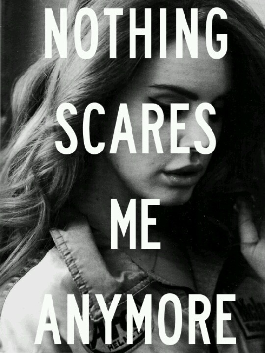 Lana Del Rey - Summertime Sadness _ Nothing scares me anymore.