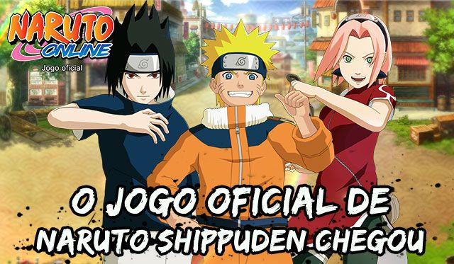 Versao Mobile Oficial Do Jogo Naruto Online Jogos Do Naruto Naruto Online Naruto
