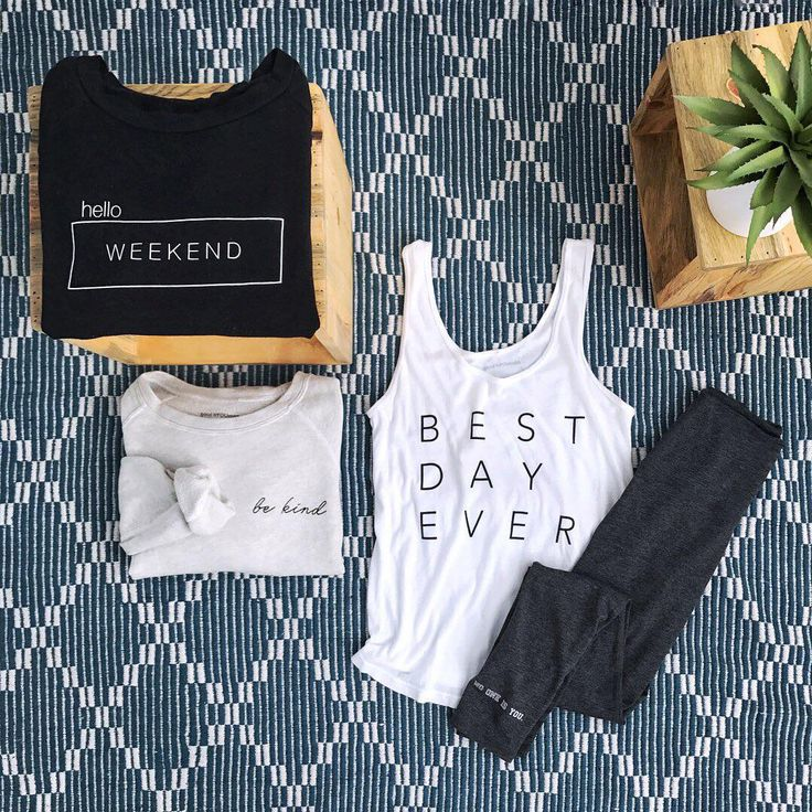 Make your next Fix day the best day ever by asking your Stylist for @goodhyouman looks. Made in the USA, their contemporary designs empower women to feel their best—something we can get behind.