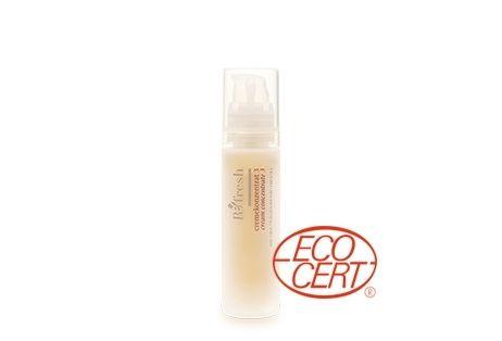 Crema concentrada 3 certificado ECOCERT