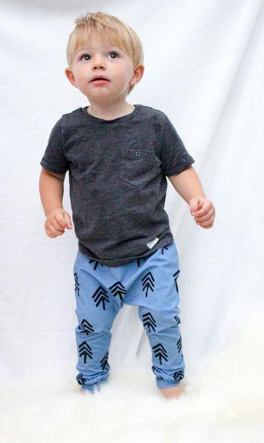Het Oliver broekje! Een gratis patroon!