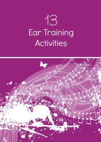 13 Ways To Improve Your Piano Students Ear Training -game-like activities that require no prep! | www.teachpianotoday.com