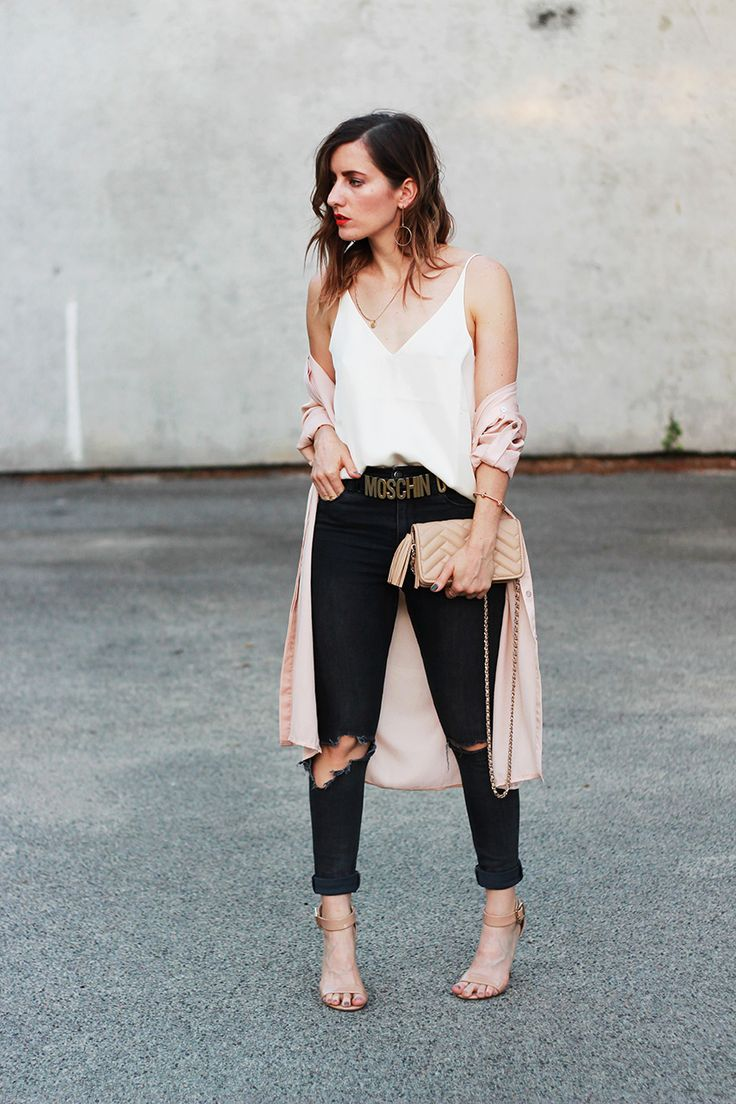 Casual Valentine's Day Outfit - She does... Perth Fashion Blog
