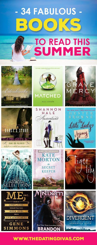The BEST Summer Reading Book List!