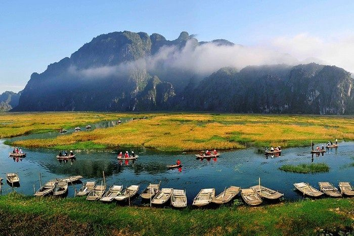 """For those who desire to come back nature, """"3 days 2 nights adventure tour in Cuc Phuong National Park in Ninh Binh"""" is a perfect choice. Joining this tour, you will have a chance to explore Cuc Phuong National Park which is one of the most famous parks in Vietnam to admire the beauty and complexity of this park that interlaces the scenic landscape.   #Cuc Phuong National Park #cuc phuong national park 1 day tour #cuc phuong national park 2 days 1 night #cuc phuong nationa"""