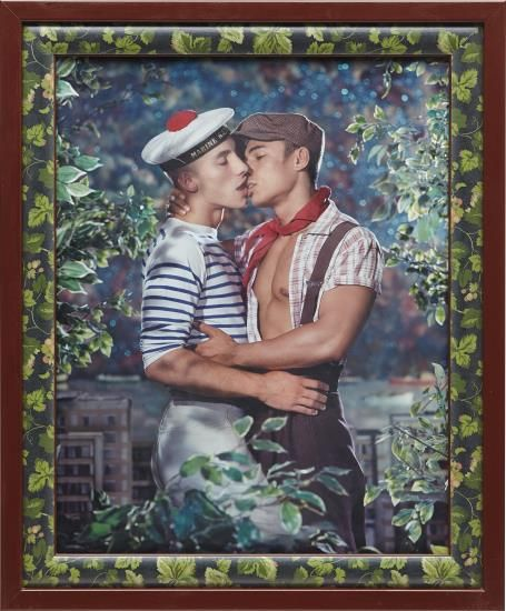 69 best pierre et gilles images on pinterest. Black Bedroom Furniture Sets. Home Design Ideas