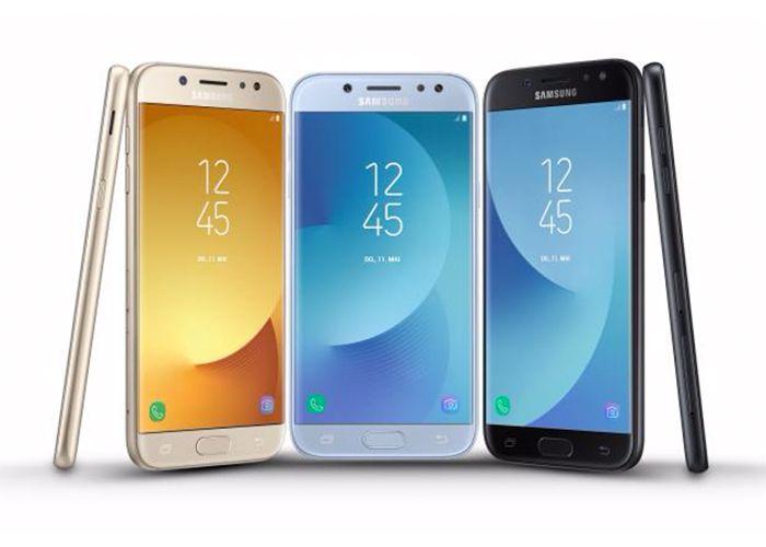 Estos son las características de los nuevos   Samsung Galaxy J3, J5 y J7         Estos son los nuevos smartphone de la gama media baja de...
