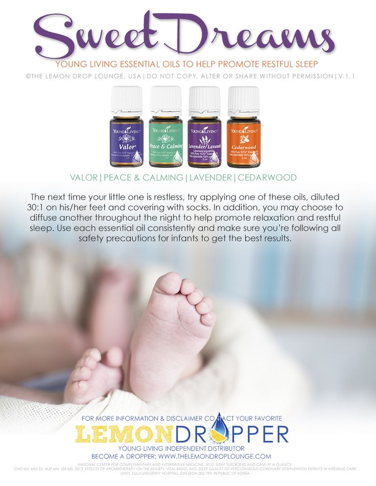 Best 25 Young Living Sleep Ideas On Pinterest Young