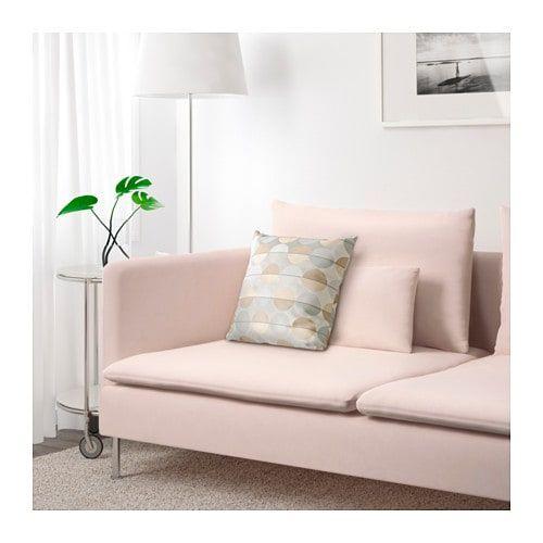 SÖderhamn Sofa Samsta Light Pink Ikea