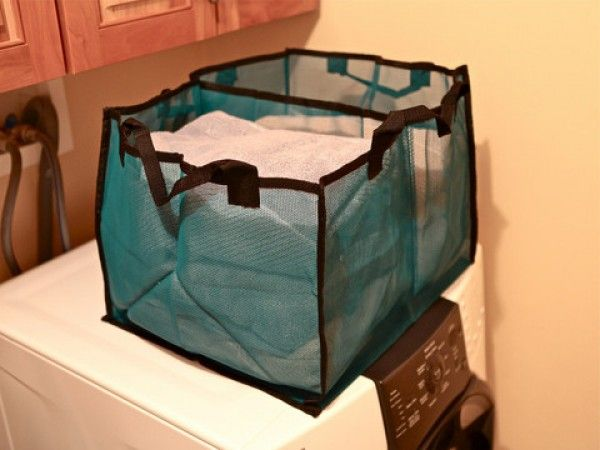 Better Basket folding/collapsible compartmentalized basket that is perfect for many uses such as laundry, toys, organizing clutter and much more!