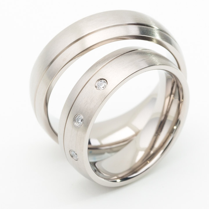 Pretty Sure This Is Close To Exactly What Sort Of Simple Wedding Band I  Want. Wedding Ring SetSimple ...