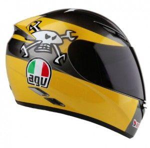 Brilliant Guy Martin racing helmet from AGV!     http://replicaracehelmets.com/product/guy-martin-agv-k3-replica-helmet/