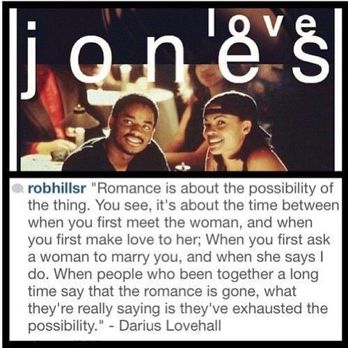 Love Jones Quotes Mesmerizing Nina Mosley Quotes From Love Jones