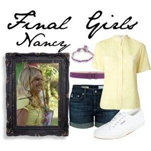 Final Girls  #FinalGirls #MalinAkerman #Nancy