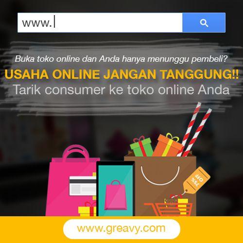 Usaha Online Jangan Tanggung Campaign