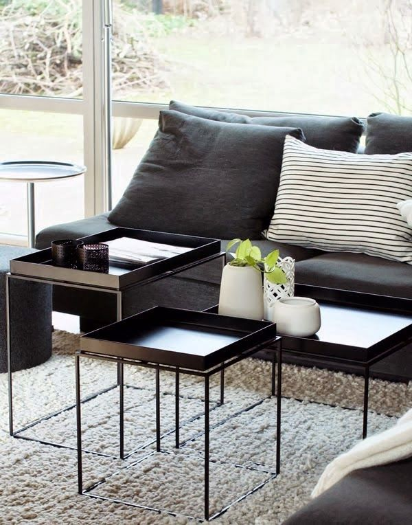 hay tray table replica google zoeken home deco. Black Bedroom Furniture Sets. Home Design Ideas