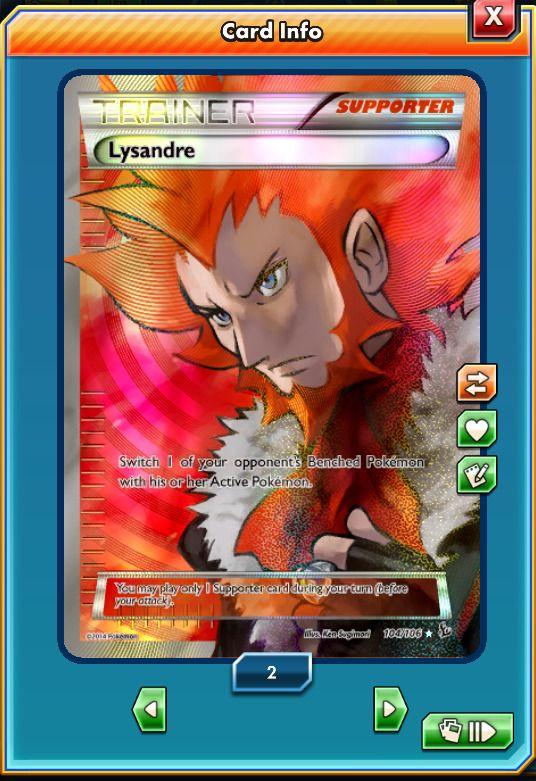 FA Lysandre 104/106 - Pokemon Trading Card Game PTCGO digital card | eBay  #ptcgo #pokémon #pokémontcgonline #shop #ptcgonline #pokémontcgo #trading #card #cards #game #online #pokémontcg