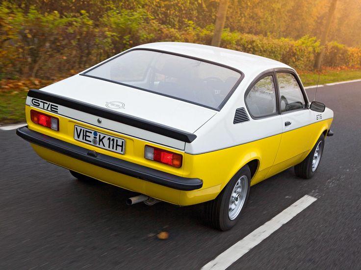 1977–79 Opel Kadett GT/E (C)