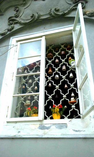 Lovely window in Prague