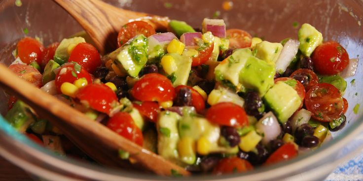 Turn your favorite dip into a healthy and hearty salad.