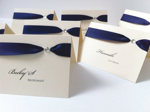 17 Best ideas about Name Cards on Pinterest | Table name cards ...