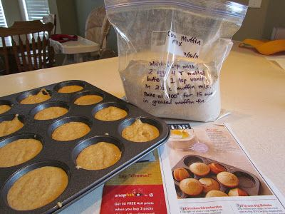 Avoid the unknown ingredient lists in the boxed varieties of corn muffins. Instead, try this very simple recipe for homemade, nutritious corn muffins.