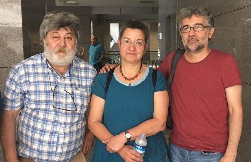 Uluslararası Basın Örgütleri: Nöbetçi Yayın Yönetmenleri Serbest Bırakılsın