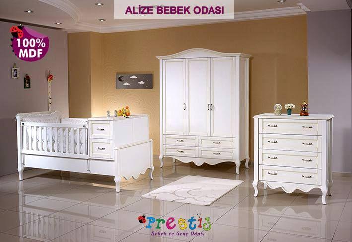 Alize Bebek Odası Bebeğiniz için sadelik ve şıklık bir arada. Huzurlu ve mutlu bir yaşam Alize Bebek Odası ile başlar! - (0232) 257 51 52 #PrestijBebekGençOdası #mobilya #bebekodası #çocukodası #gençodası #furniture #dekorasyon #annebebek #annecocuk #furnituredesign