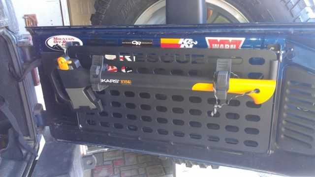 Fantastic gear storage option - Jeep Wrangler Forum