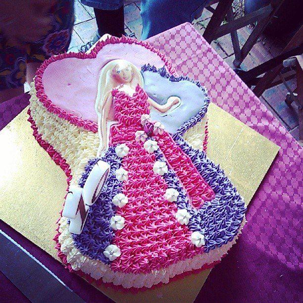 My H's 10th Birthday cake