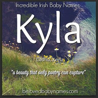 Beloved Baby Names: Incredible Irish Baby Names